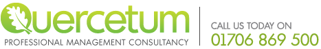 Quercetum Professional Management Consultancy - Call us today on 01706 869 500